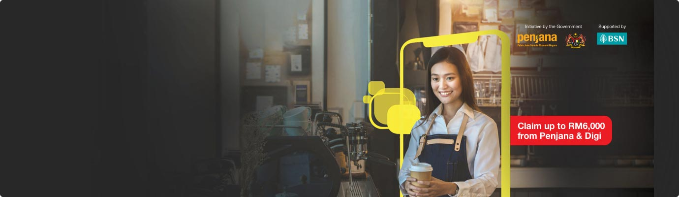 Stay Empowered with Digi Business