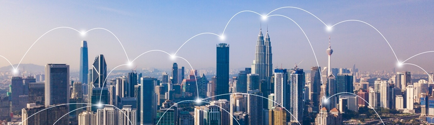 Digi 5G. The Power of Coming Together