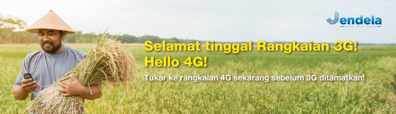 Tukar Ke Pelan Digi 4G Postpaid Terkini | 3G Sunset | Digi