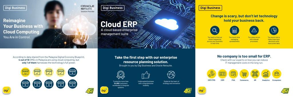 Siaran Media - Digi Business membawakan penyelesaian ERP berasaskan awan kepada PKS