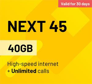 Digi Prepaid Next 45