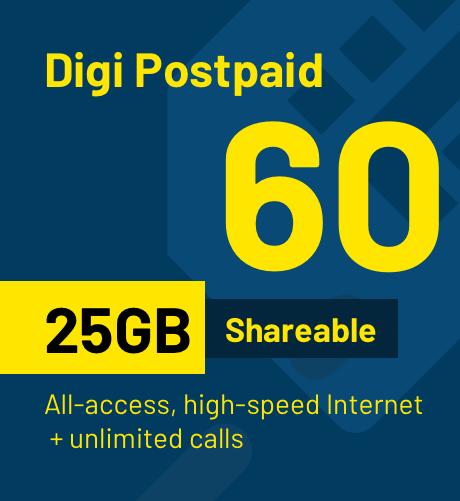 Postpaid 60