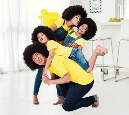 The All-New  Digi Postpaid Family