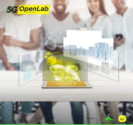 Lets Build 5G Together