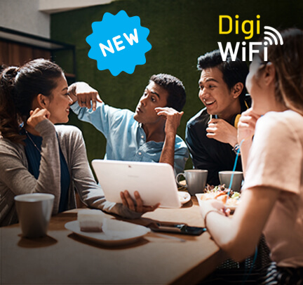 WiFi on Demand