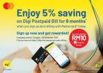 Digi auto-billing with Mastercard